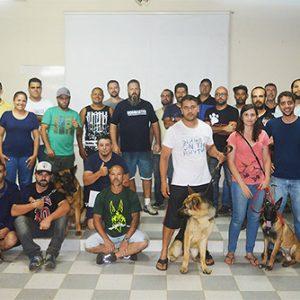 Curso de adestramento dog master